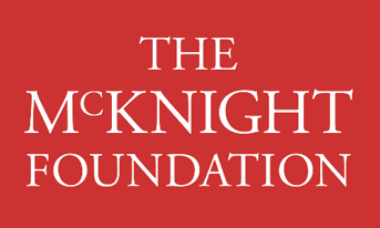 The McKnight Foundation logo